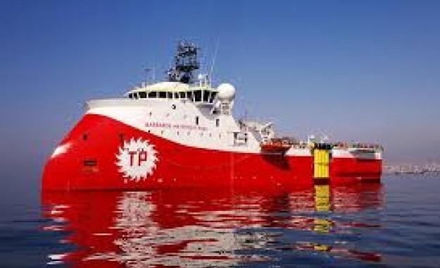 Στην Κυπριακή υφαλοκρηπίδα στέλνει το Barbaros από αύριο μέχρι τις 30 Ιουνίου η Τουρκία