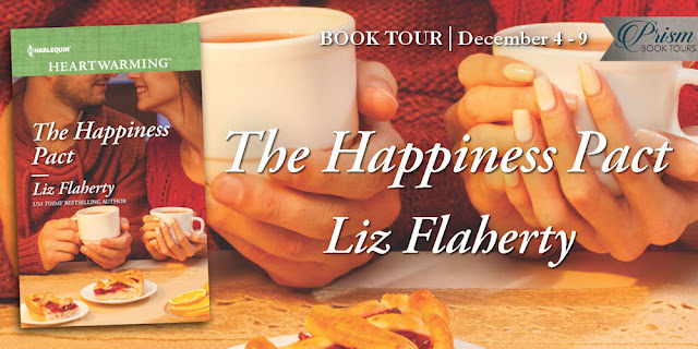 The Happiness Pact by Liz Flaherty – Grand Finale plus giveaway