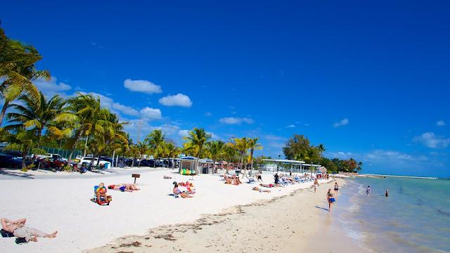 Como é a ilha Key West na Flórida