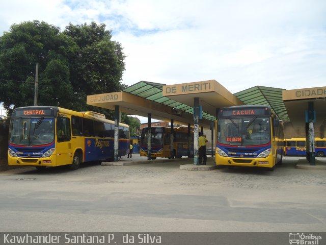 Terminal Rodoviário Independente da Praça da Bandeira (Vilar dos Teles)