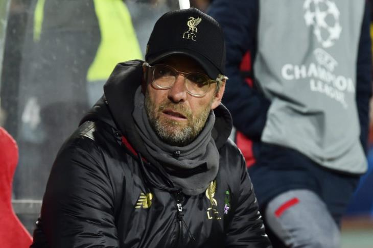 After losing the lead .. Klopp: We came out with a scenario not optimal .. and we get 27 points