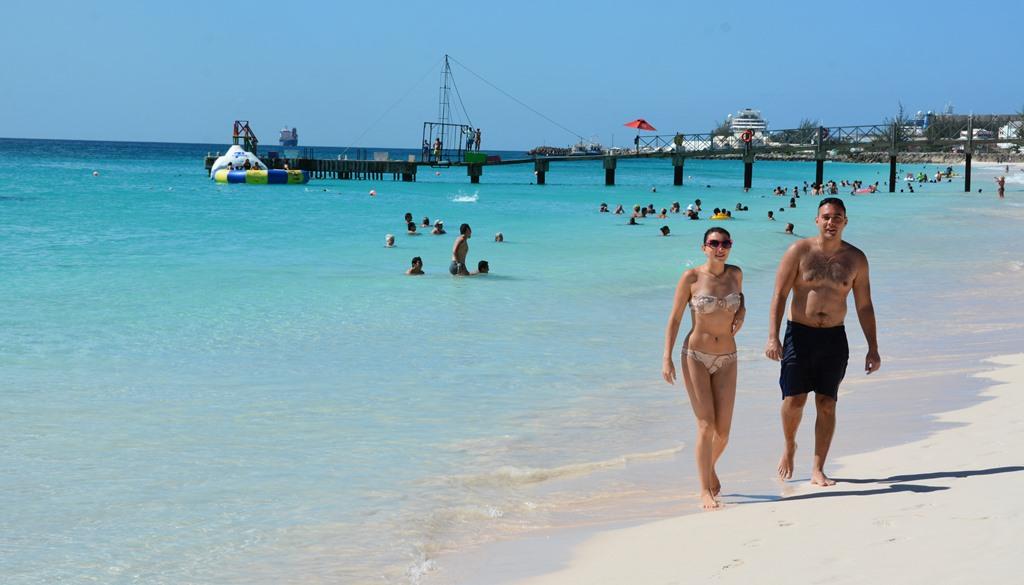 Carlisle Bay Barbados