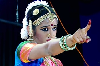 Sarvakanthasenai – Bharata Natyam 31-05-2016