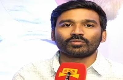 Raghuvaran Character Will be Back – Dhanush