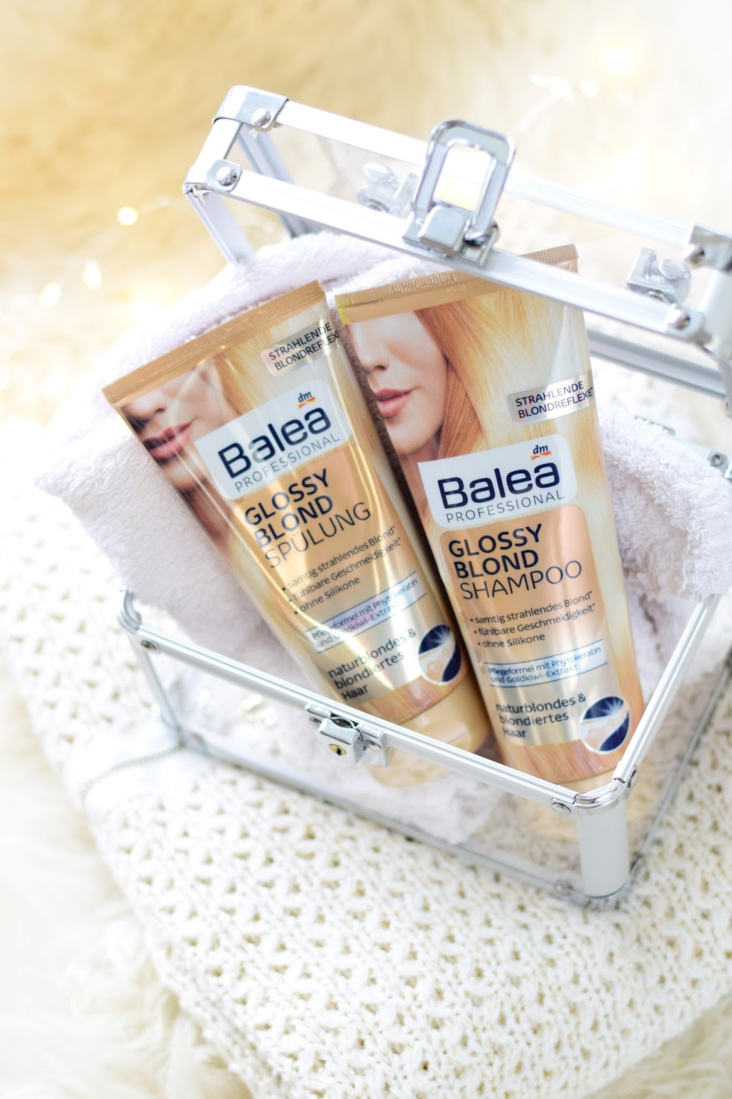 balea_glossy_blond_szampon_odżywka_do_włosów_blond_proteiny_włosy_blog_pielęgnacja
