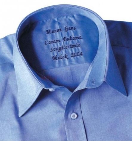 Kişiye Özel Gömlek Tasarımı