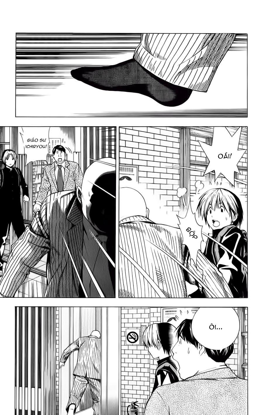 Hikaru No Go hikaru no go chap 150 trang 10