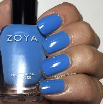 Zoya Sunsets Collection: Dory