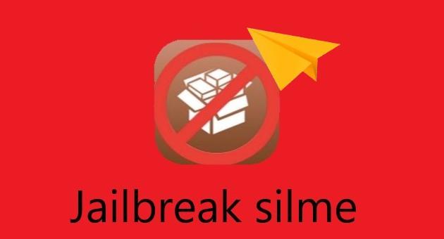 Jailbreak li iphone eski haline nasıl döner?, Jailbreak Silme