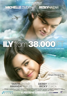 Download film I Love You from 38.000 Feet (2016) WEB-DL Gratis
