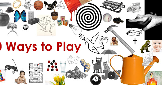 200 Ways to Play: A Free Resource!