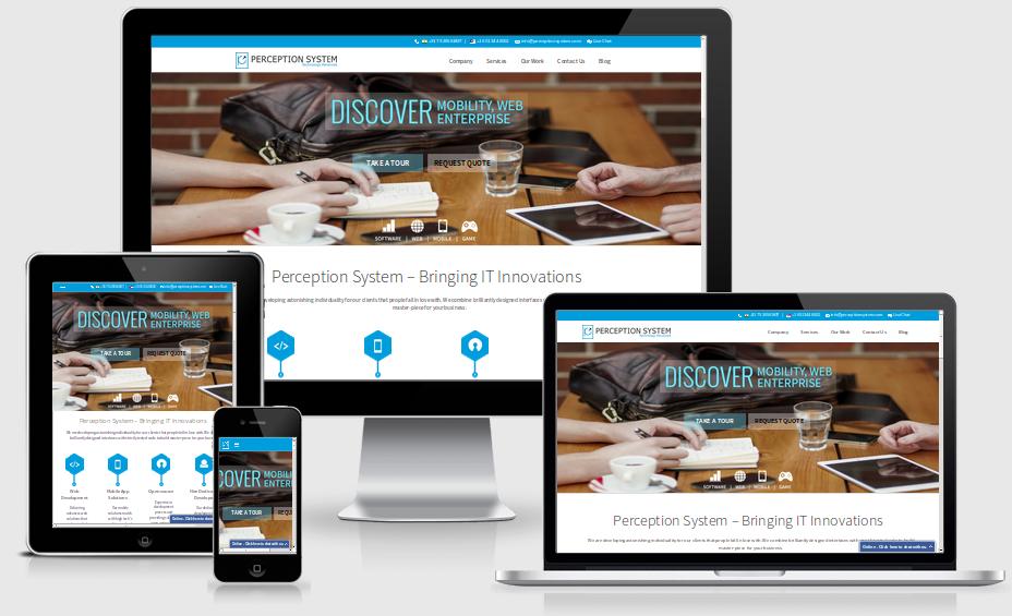Website Development Solutions