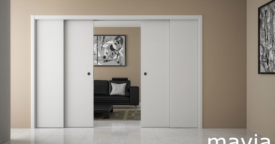 Porte Scorrevoli 4 Ante.Arredamento Di Interni Porte I Rendering Porte Interne 3d Porta