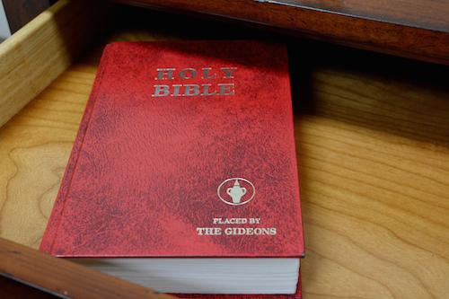 Gideon Bible