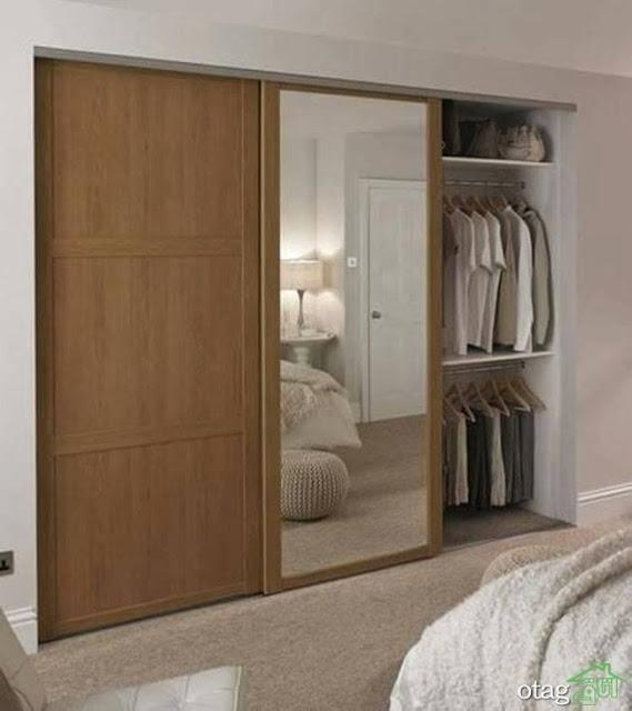 Functional%2B%2526%2BContemporary%2BSliding%2BRolling%2BWardrobe%2BBedroom%2BDoors%2B%2B%25287%2529 30 Useful & Fresh Sliding Rolling Cloth wardrobe Bed room Doorways Interior