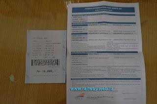 Tukar Jadwal Tiket Thermal KRD Dhoho Penataran