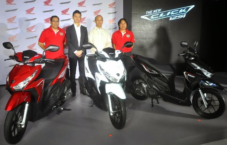Honda CLICK 125i Launched