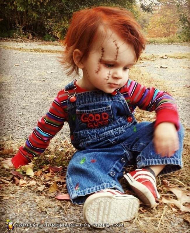 HALLOWEEN-COSTUME-DISFRACES-KIDS-NIÑOS-DIY-MAMAYNENE-CHUCKY