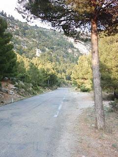 carretera acceso, Beceite, Beseit, 7