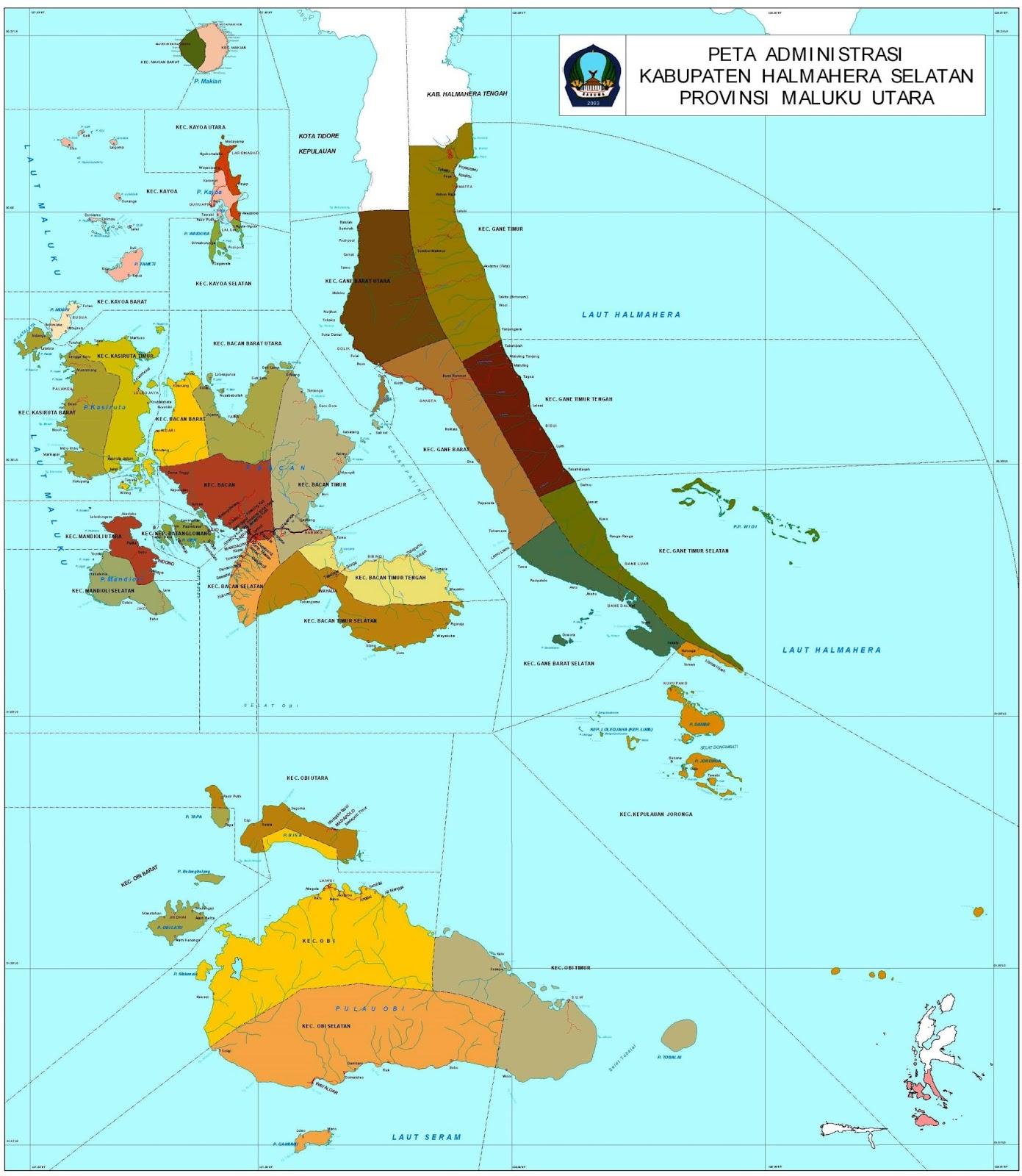 Kangatepafia Com Labuha Dan Pemekaran Kabupaten Halmahera Selatan