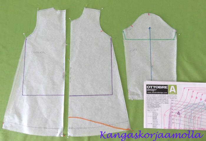 paidan kaavat