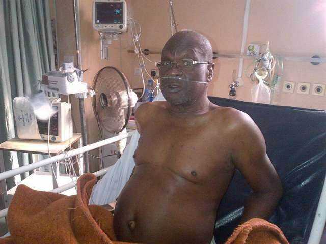 Veteran Yoruba Actor, Olumide Bakare Is Dead