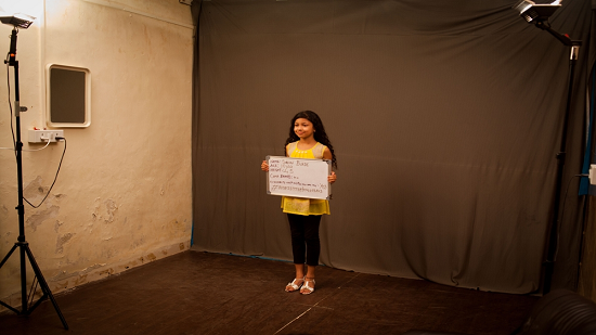 How a child actor to win auditions