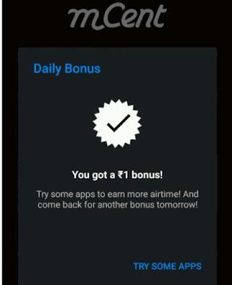m-cent bonus