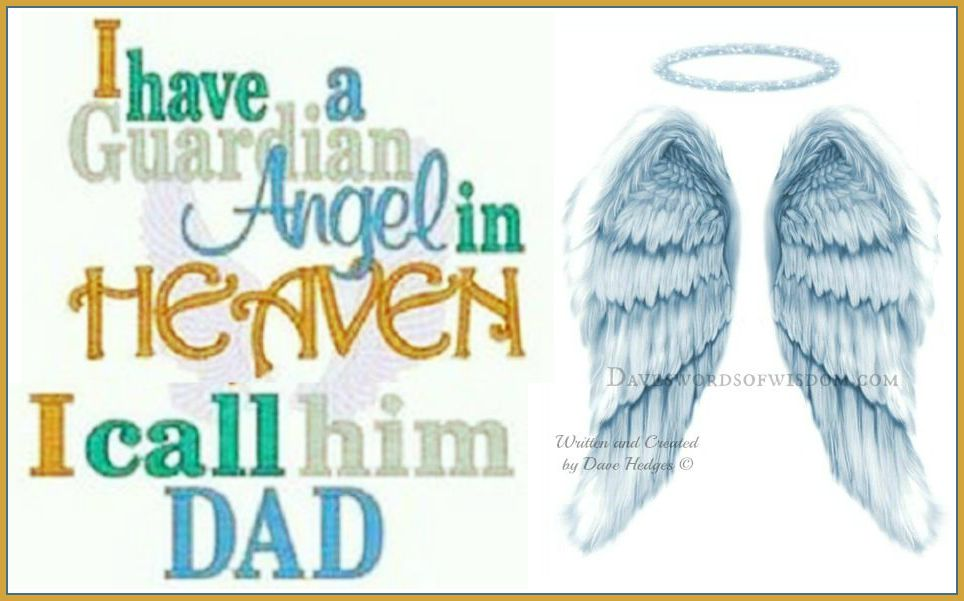 dad guardian angel quotes - photo #24
