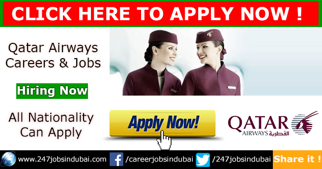 Staff Recruitment at Qatar Airways Crew and Careers