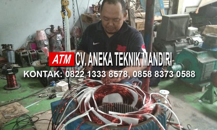 Jasa Rewinding Rotor Generator - 082213338578
