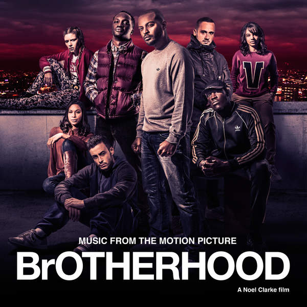 Various Artists - Brotherhood (Original Soundtrack) Cover