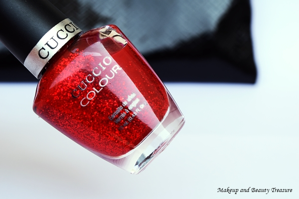 Cuccio Color Nail Polish In Manhattan Mayhem Review Swatches