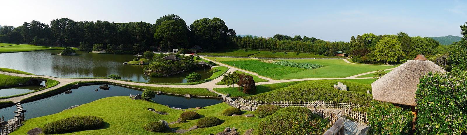 Japon okayama et naoshima sur la route des flo for Jardin korakuen