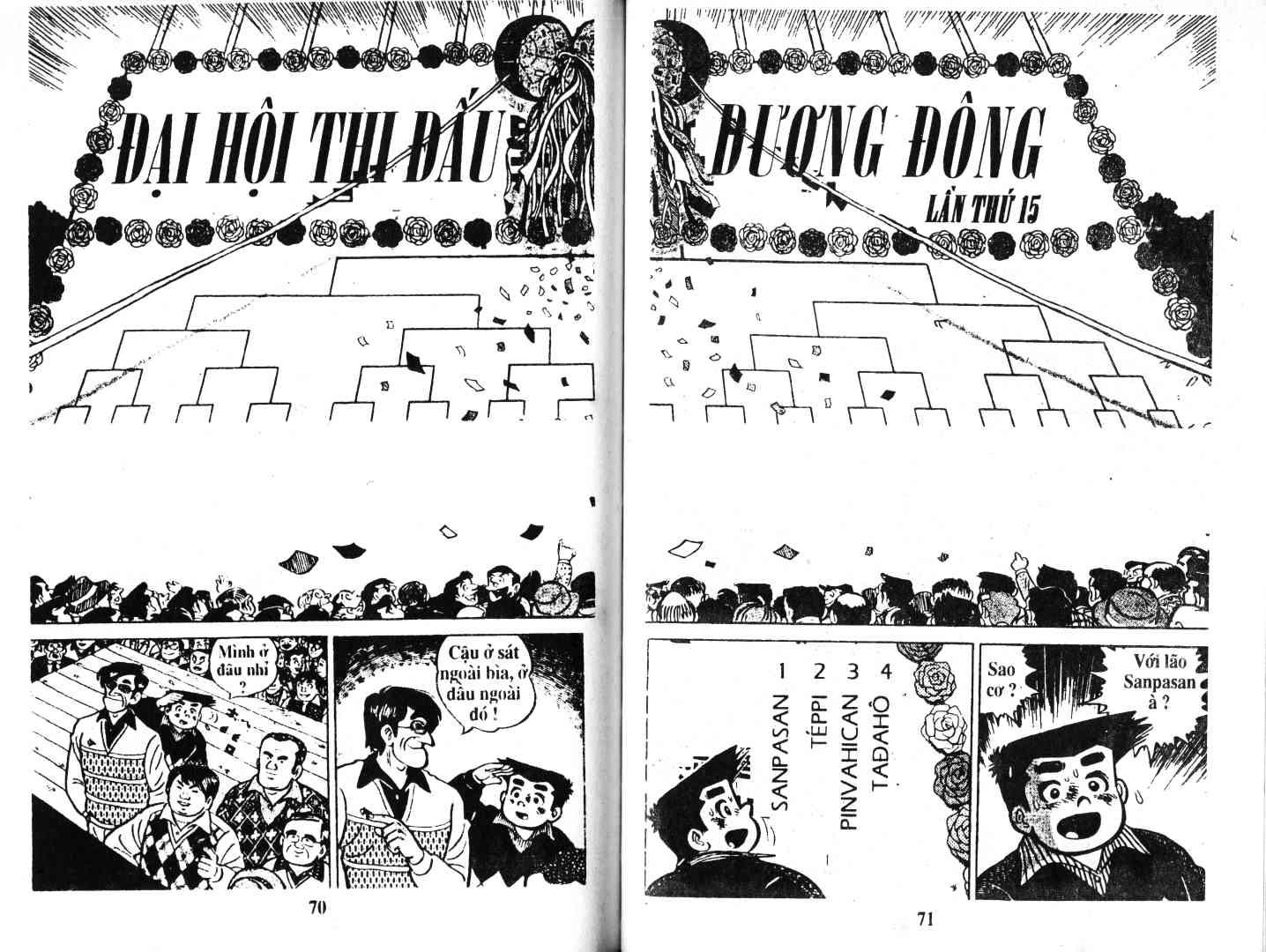 Ashita Tenki ni Naare chapter 50 trang 34