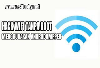 Hack Wifi Tanpa Root