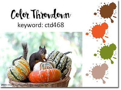 Color Throwdown #468