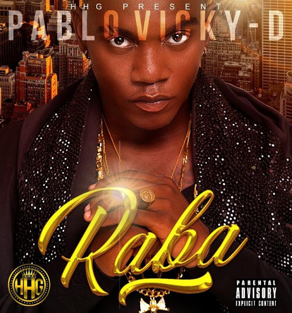 New Video: Pablo Vicky-D - Raba + Criminal
