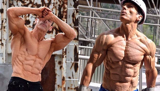 Helmut Strebl Bodybuilder