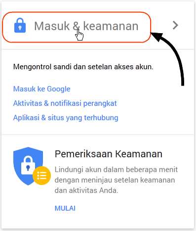Cara Verifikasi Gmail 2 Langkah dengan HP