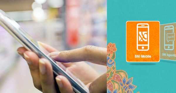 Mencari nota transaksi BNI Mobile banking