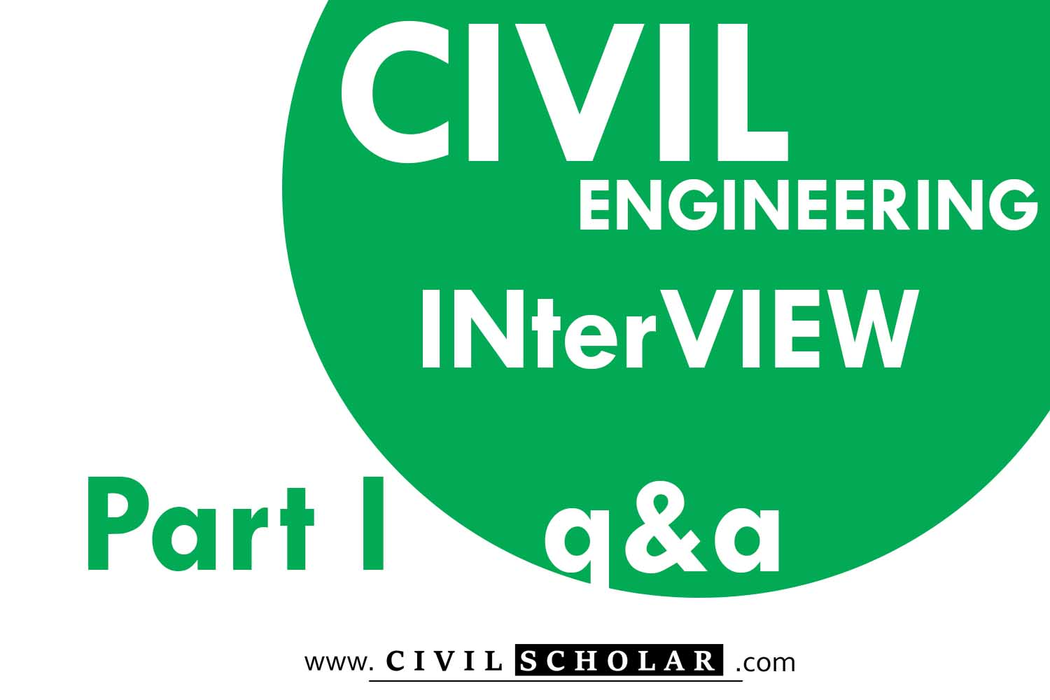 Civil Engineering Latest Interview Questions And Answers Part I Civil Scholar