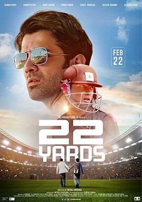 22 Yards 2019 Full Movie Hindi 350MB HDTV 480p Download