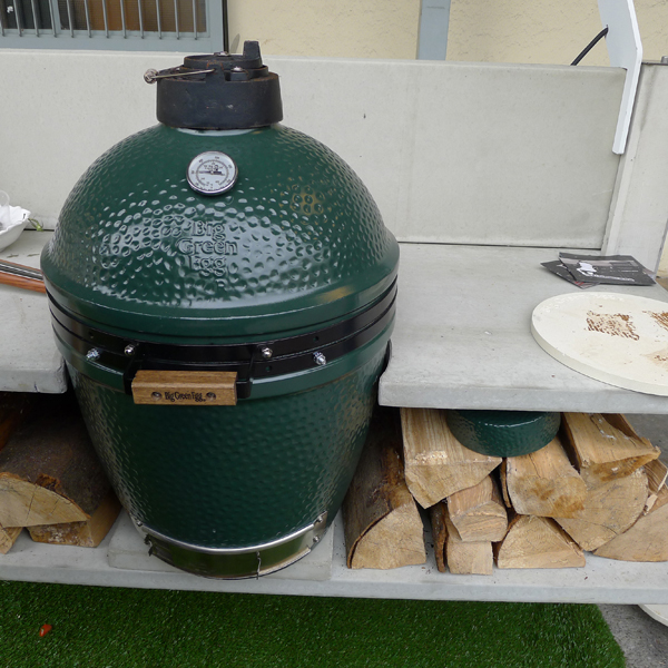 The Big Green Egg At Spoga+gafa 2012, Cologne