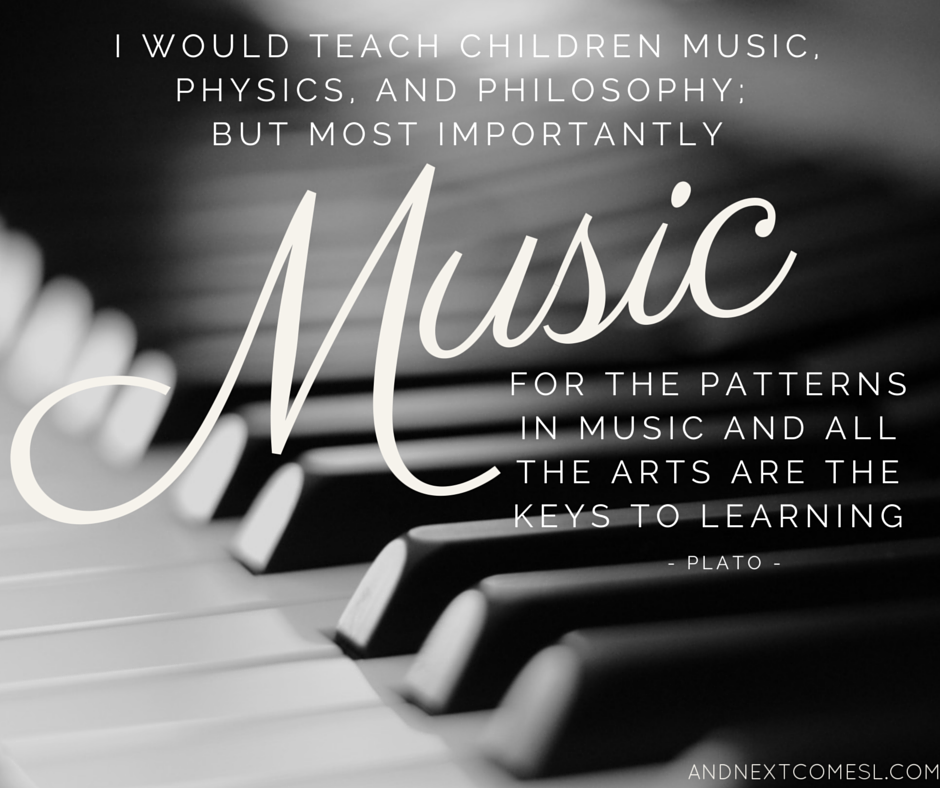 Musical Love Quotes: 8 Inspiring Quotes About Children & Play