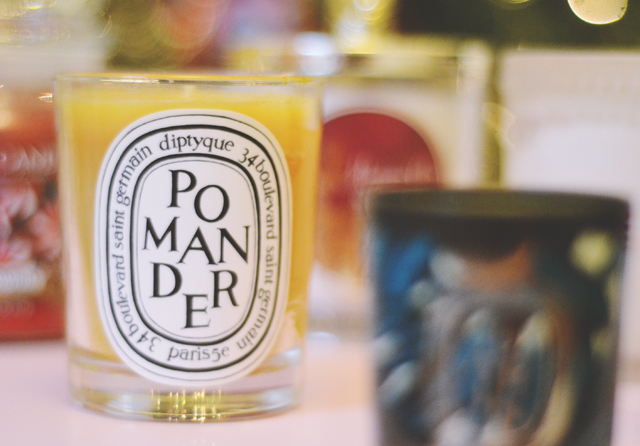 Diptyque Pomander Candle Review