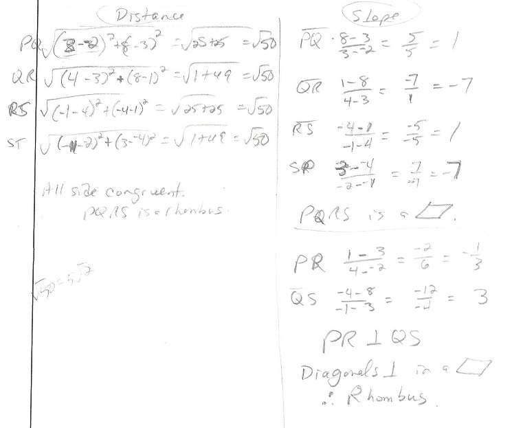 (x, why?): June 2017: Common Core Geometry Regents, Part 4