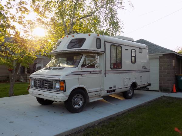 used rvs 1978 dodge sportsman camper for sale by owner. Cars Review. Best American Auto & Cars Review