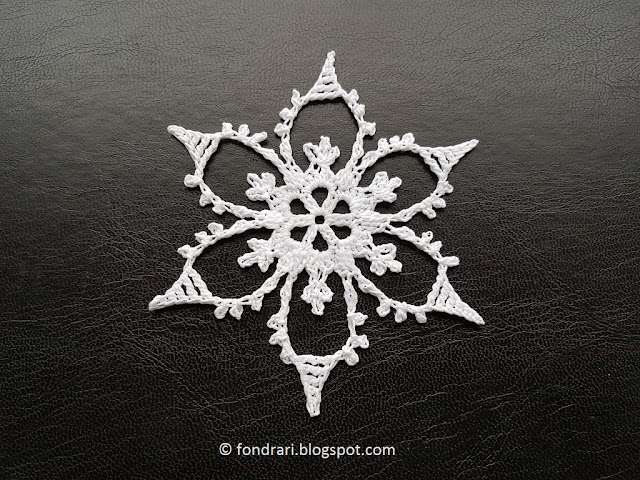Big Top Snowflake