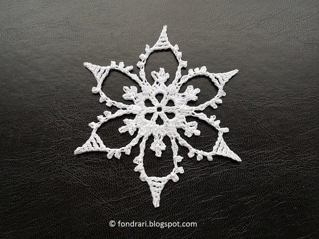 Big Top Snowflake